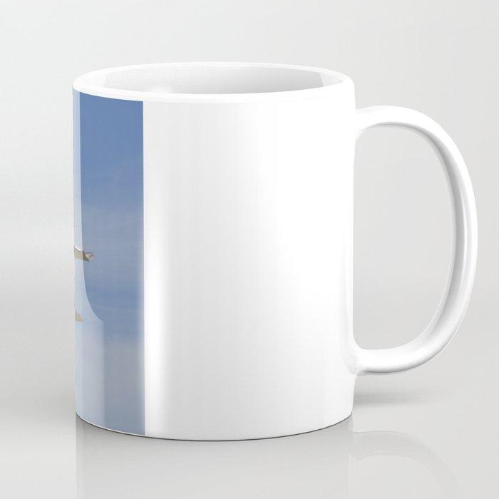Dubai Air Wing 747-422 A6-HRM Coffee Mug