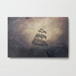 Black Sails #1 Metal Print
