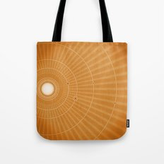 Solar System Hot Tote Bag