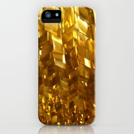 Gold Ceiling iPhone Case