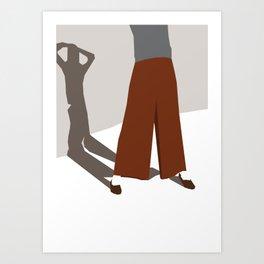 jazz society Art Print
