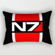 N7 Rectangular Pillow