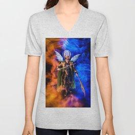 Frost Giant & Bringer of Ragnarok Unisex V-Neck