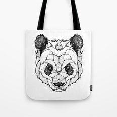 New Panda Tote Bag