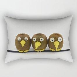 Kiwis birds Rectangular Pillow