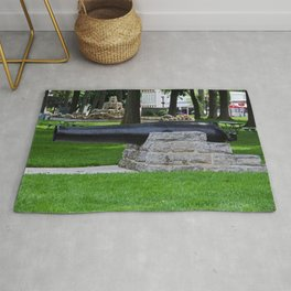 Put-in-Bay Cannon II Rug
