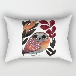 Ground Owl Rectangular Pillow