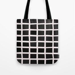 SQUARE.Grid Tote Bag