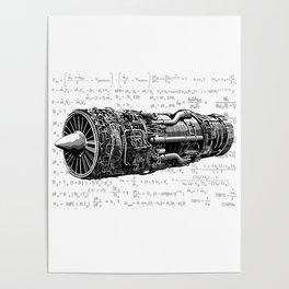 Thrust matters! Poster