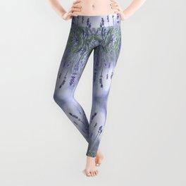 lavender 3 Leggings