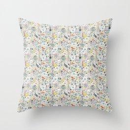 Ghibli Love Throw Pillow