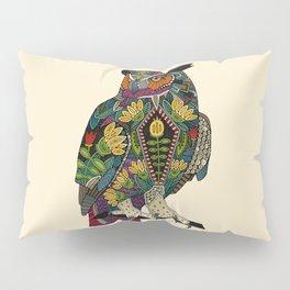 wise owl Pillow Sham