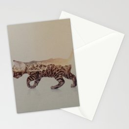 Cat: Bengal Kitten Stationery Cards