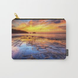 Tessellated Pavement Carry-All Pouch