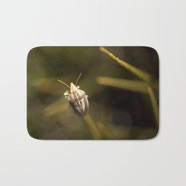 A beautiful bug Bath Mat