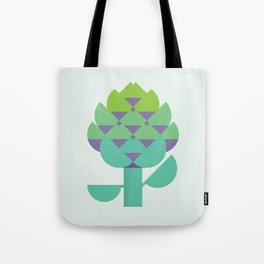 Vegetable: Artichoke Tote Bag