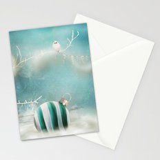 Minimal Christmas Stationery Cards