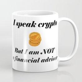 Not a financial advisor (b) Coffee Mug
