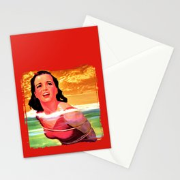 Beach Blanket Bondage Stationery Cards