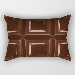 Bar of Chocolate  Rectangular Pillow