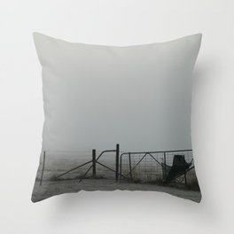 Without Country Throw Pillow