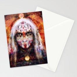 Völva - Seeress Stationery Cards