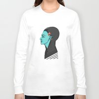 elf Long Sleeve T-shirts featuring Elf by Apsilap