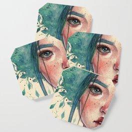 Green fairy Coaster