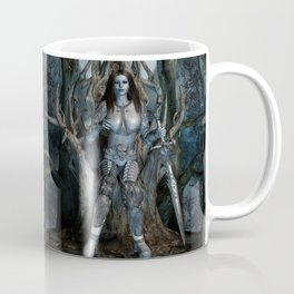 after the fight Coffee Mug