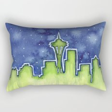 Seattle Rectangular Pillow