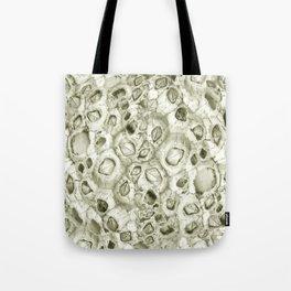 Monochrome - Barnacled Tote Bag