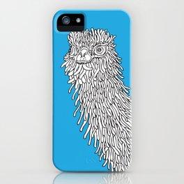 Shag-Alpaca iPhone Case