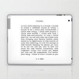 Chances Laptop & iPad Skin