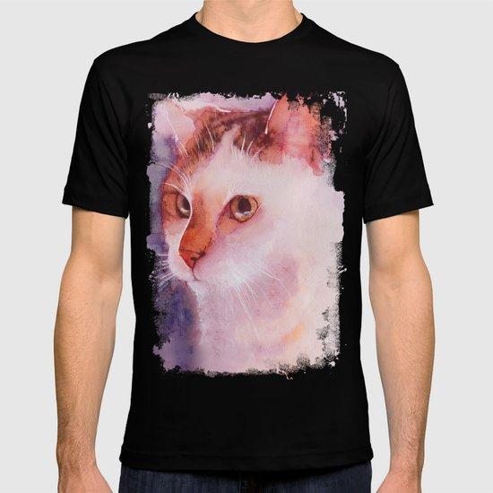 Soft fur T-shirt