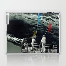 atmosphere 47 · watercolor Laptop & iPad Skin