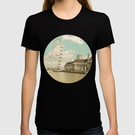 London Eye Love You T-shirt