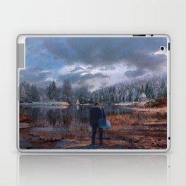 The coming of the dawn Laptop & iPad Skin