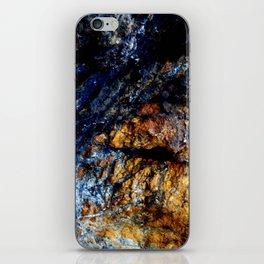 Blue Tears iPhone Skin