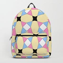 symetric patterns 31 -mandala,geometric,rosace,harmony,star,symmetry Backpack