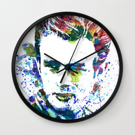 JamesDean Wall Clock