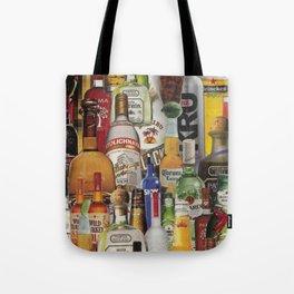 Beer Me Collage Tote Bag