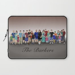 The Barkers Laptop Sleeve