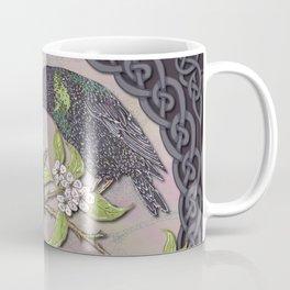Celtic Starlings Coffee Mug