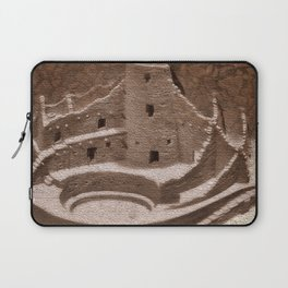 The Cliff Dwellers - Legends Of America Laptop Sleeve