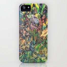 Miasmic Jungle iPhone Case