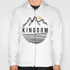 Kingdom Big Sur Print Hoody