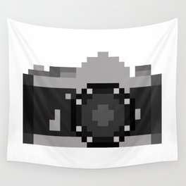 A Famous Japanese Camera Wall Tapestry