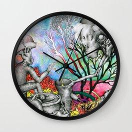 Heal the Weak Wall Clock