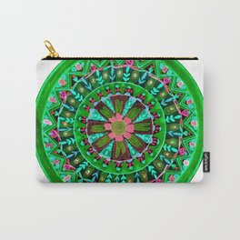 Into the Forest Mandala Carry-All Pouch