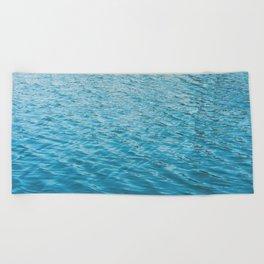 Echo Park Lake Beach Towel